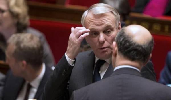 Jean-Marc Ayrault aux Affaires étrangères françaises