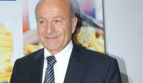 Issad Rabrab, patron du groupe Cévital, pointe le régionalisme du clan au pouvoir