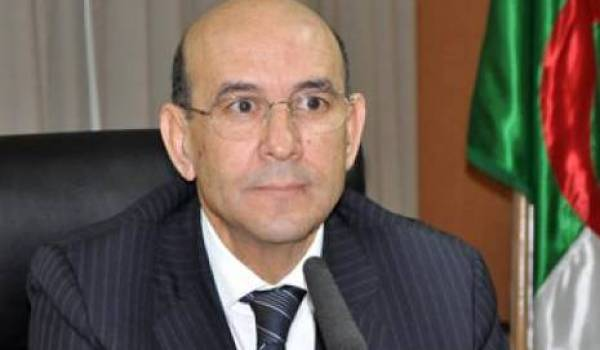 Abdelhamid Zerguine, PDG de Sonatrach, nommé le 17 novembre dernier.