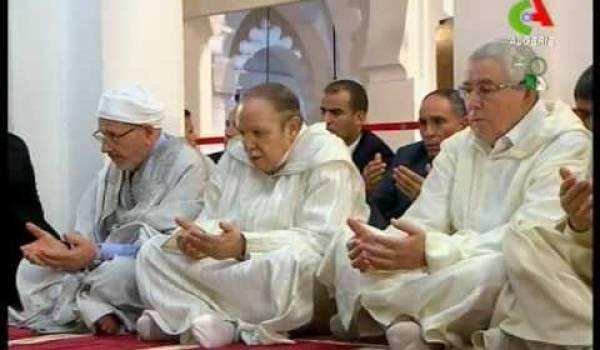 Revoilà la politique dans les mosquées.