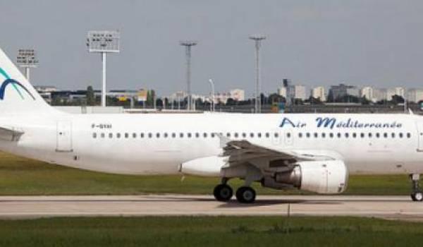 Air Méditerranée en liquidation en France