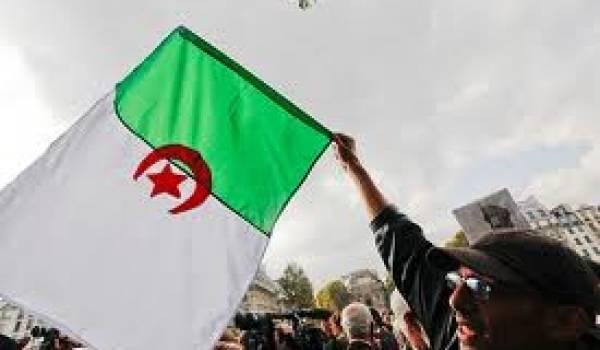 Samedi rassemblement devant l'ambassade d'Algérie à Paris