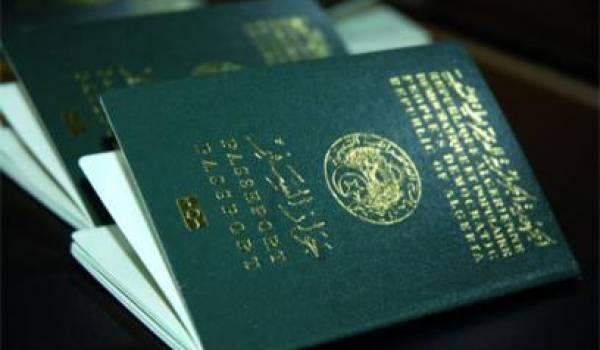 La durée de validité du passeport d'urgence est fixée au maximum à une année,