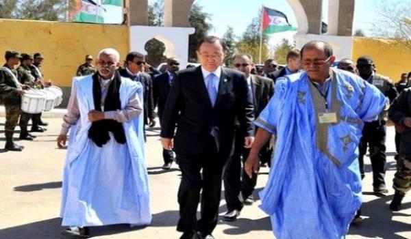La visite du secrétaire général de l'ONU, Ban Ki-moon, a été très mal reçue par les autorités marocaines.
