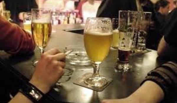 Les débits de boisson se font de plus en plus rares.