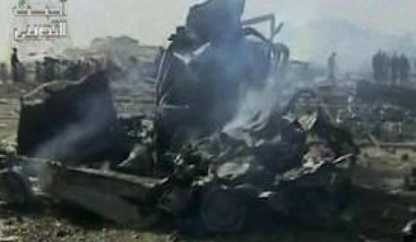 Le double attentat a fait plusieurs morts et blessés.