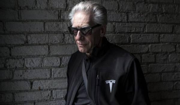 David Cronenberg en écrivain en herbe