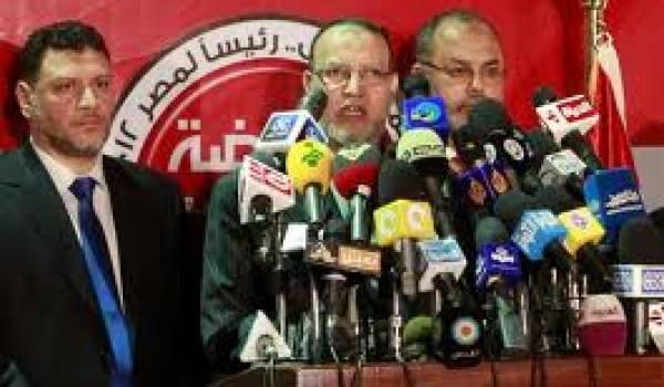 Le Frères musulmans veulent coûte que coûte la victoire de leur candidat.