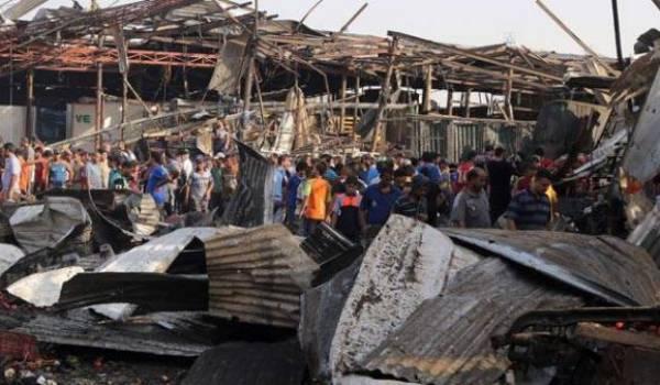 L'Irak est loin de sortir de la violence terroriste.