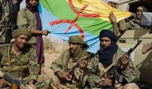 Les soldats maliens ont fui l'avancée du MNLA et des salafistes.