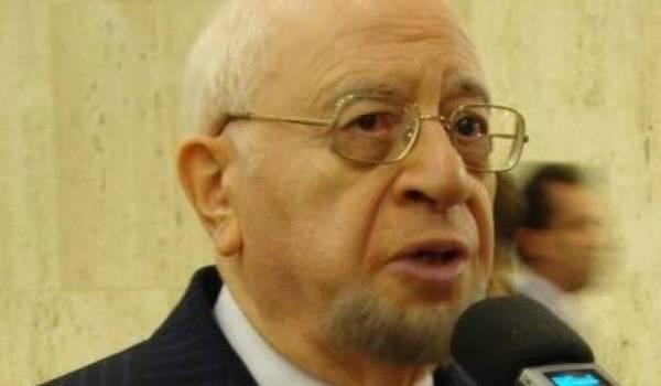 Mohamed Bédjaoui reconnait avoir joué d'intermédiaire dans le projet de l'autoroute Est-Ouest