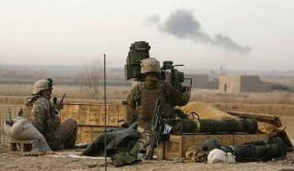 Les soldats de l'Otan ont abattu plusieurs combattants talibans