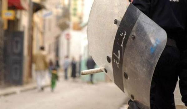 La répression ne laisse aucune fenêtre de liberté aux consciences libres.