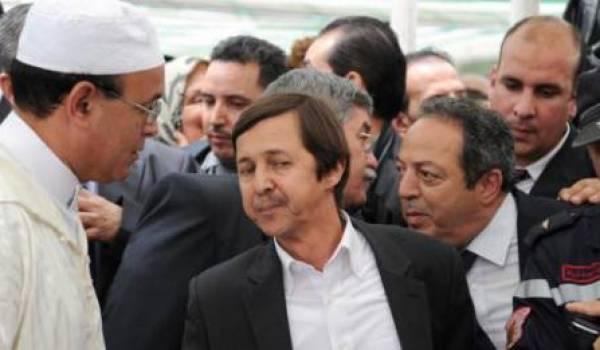 Said Bouteflika à la manœuvre pour reprendre l'Algérie