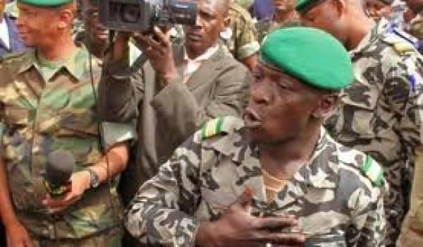 """Le capitaine putschiste Sanogo est tenté par un retour pour gérer la """"transition"""""""
