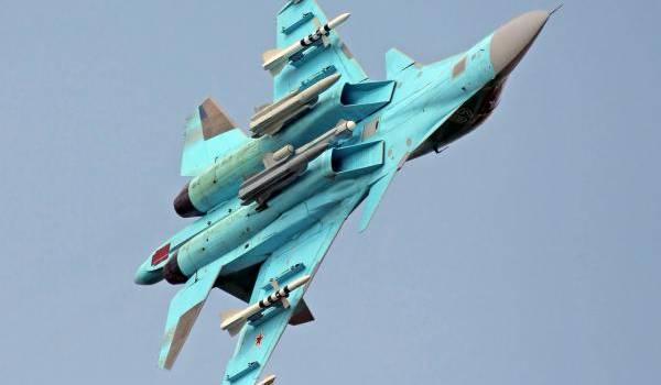 Le Sukhoï SU-34 coûterait 37 millions de dollars l'unité.