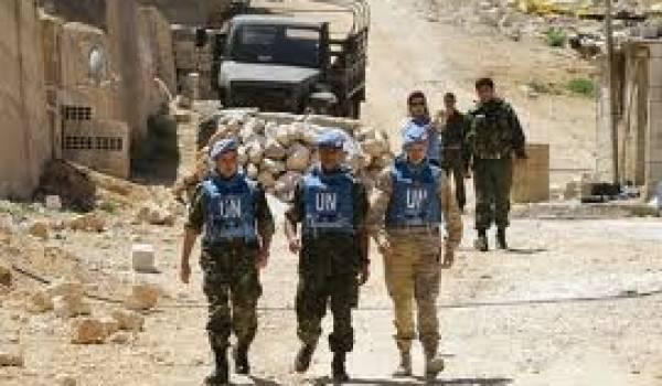 Les observateurs de l'Onu n'ont aucune prise sur les événements en Syrie.