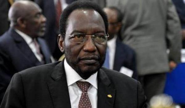 Le président malien Dioncounda Traoré