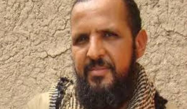 Le Mauritanien Hamada Ould Kheirou, chef du Mujao.