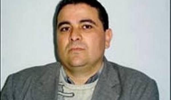 Ahmed Betatache, chef du groupe parlementaire du FFS.