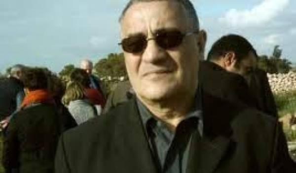 Ali Farid Belkadi, chercheur.