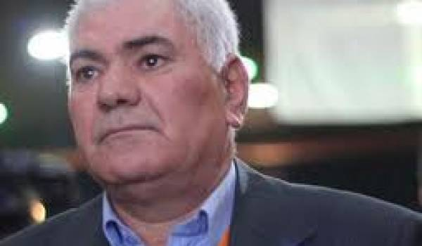 Ali Laskri, premier secrétaire du FFS.