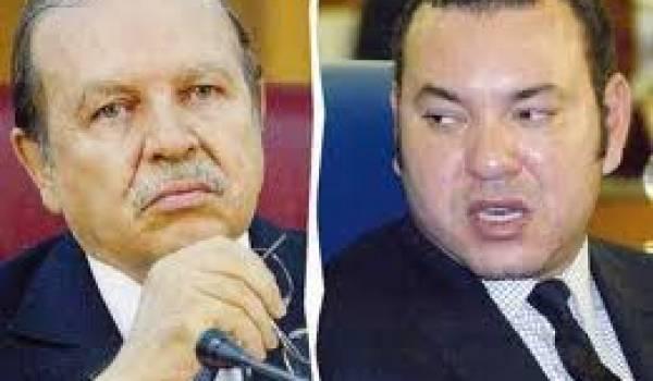 Bouteflika - Mohammed VI.
