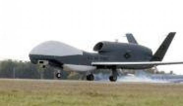 Un drone de l'armée américaine.