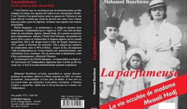 La parfumeuse : un livre-choc pour célébrer le 50è anniversaire de l'indépendance