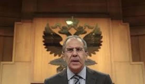 Lavrov, chf de la diplomatie russe