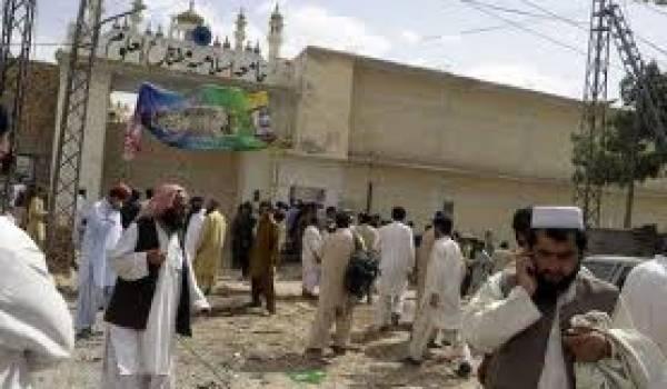 15 morts dans cette attaque contre une école coranique.