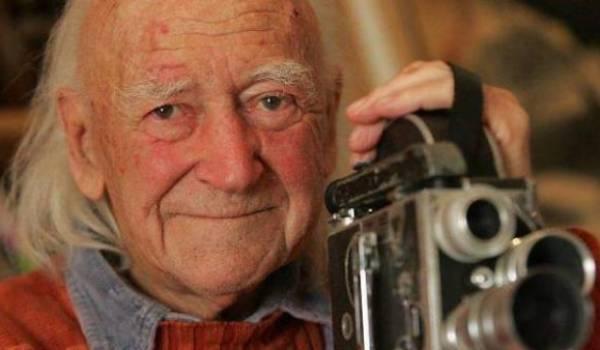 René Vautier, un grand cinéaste engagé pour l'Algérie.