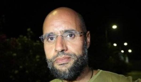 Seif El Islam Kadhafi est détenu par la milice de Zenten.