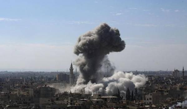 L'aviation syrienne a fait au moins 23 victimes civiles dans des bombardements près de Damas.