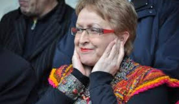 Khalida Toumi, ministre de la Culture.