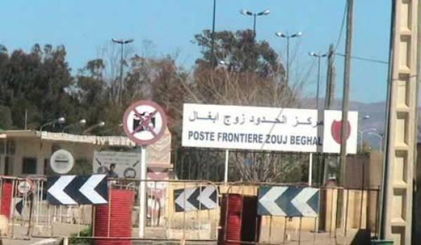 Réouverture de la frontière avec le Maroc-Algérie: ce n'est pas pour demain