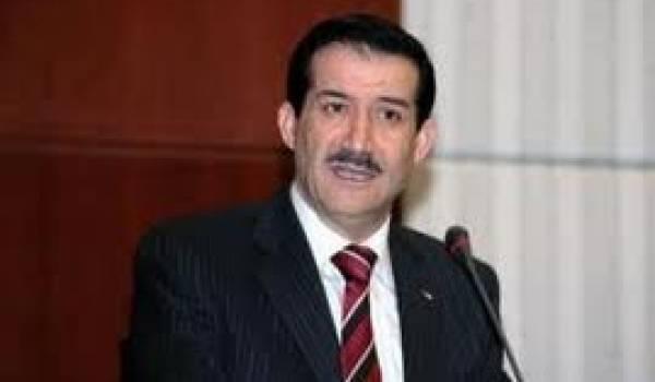 L'ex-ministre et député Amar Ghoul démission du parti islamiste.