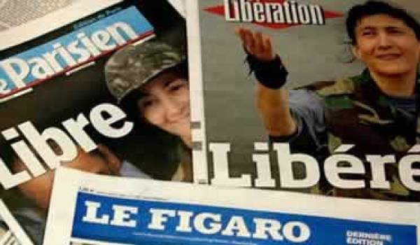 Le cinquantenaire de l'indépendance de l'Algérie vu par la presse française