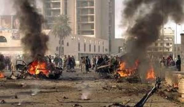 Une série d'attentats à la voiture piégée a secoué le pays.