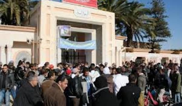 Grande est la désillusion à Sidi Bouzid.