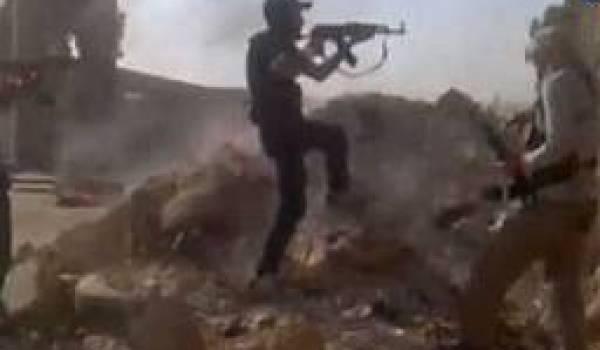 Les combats sont intenses à Damas.