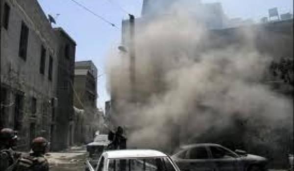 Les combats se poursuivent à Damas et Alep