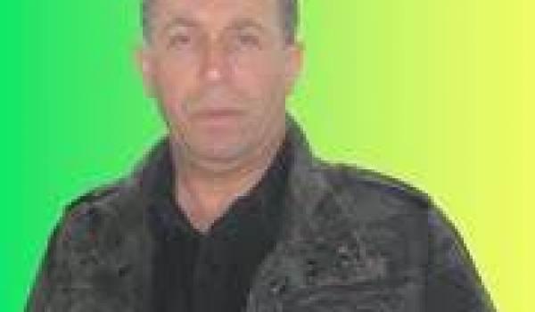 Omar Aït Mokhtar, principal animateur du Mouvement citoyen algérien.
