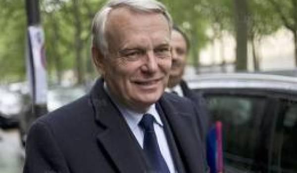 Jean-Marc Ayrault, premier ministre français.