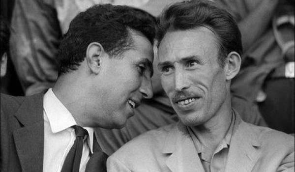 Ben Bella et Boumediene, les premières années de l'indépendance.