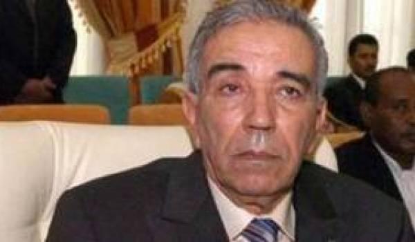 Le ministre de l'Intérieur.