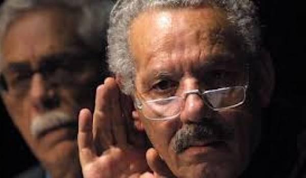 Le général à la retraite Khaled Nezzar.