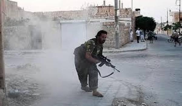 Alep résiste à l'offensive de l'armée du régime.