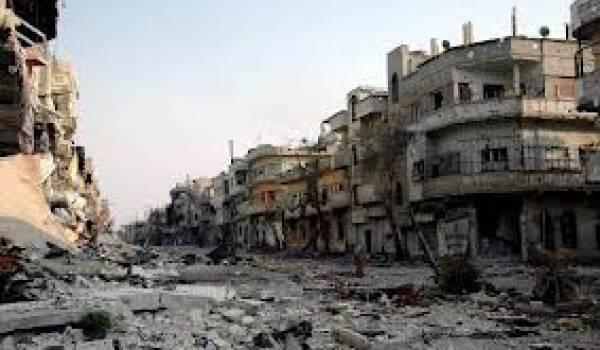 Alors qu'Alep est devenu un champ de ruines, les pays musulmans peinent à trouver un consensus sur la Syrie.