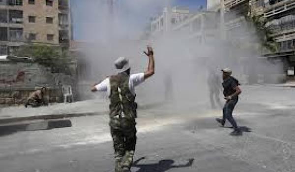 L'aviation du régime ne fait pas de distinction : hôpitaux, écoles, civils, tout est bombarbé.